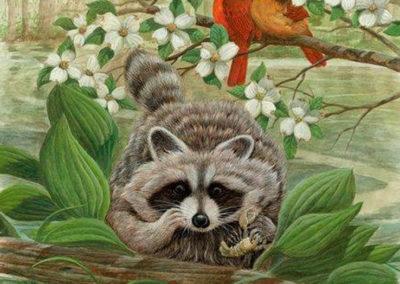 John Ruthven-Dogwood Spring