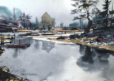 David Rankin - On the Edge of the Wetlands